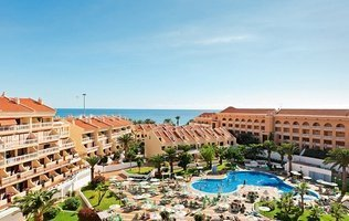 Pool Hotel Coral Compostela Beach