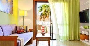 A1 apartment with sea views Coral Compostela Beach Hotel