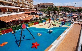Playground Coral Compostela Beach Hotel