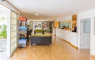 Reception Hotel Coral Compostela Beach