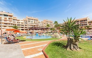 Children's pool Hotel Coral Compostela Beach
